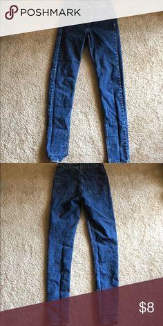 High Waist Jeans H&M H&M Jeans Straight Leg