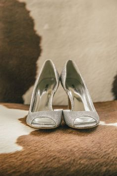 Travers and Rachael's 54 Guest Vintage Inspired Wedding See their beautiful photos by Cassie Sullivan here... @intimateweddings.com #weddingshoes