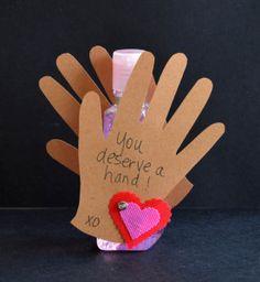 Give someone a Deserving Hand! Teacher Appreciation Gifts || Fairfield World ||  Glue Dots || #teachers #gifts