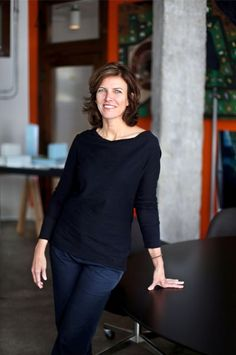 Jeanne Gang, Founder & Principal, Studio Gang Architects http://studiogang.net/people/jeannegang #entrepreneur #architect