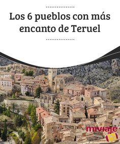 Los 6 pueblos con más encanto de Teruel Ubicada al sur de #Aragón (es la #provincia menos habitada de España) y con un gran patrimonio mudéjar, Teruel nos deslumbra con sus hermosas #construcciones y vestigios #culturales. #Tops Menorca, Travelling, Explore, Places, Trips, Places To Visit, Ireland Travel, Travel Tips, Beautiful Landscape Photography