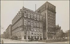 South East Corner of Broadway and 94th St., New York.