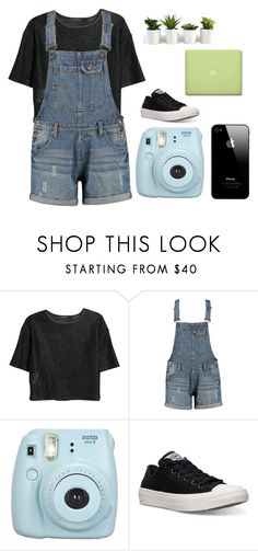 """""""rushed"""" by aloaaaa ❤ liked on Polyvore featuring MANGO, Converse, MAC Cosmetics, men's fashion and menswear"""