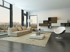 Modern Living Room Interior Design Decorating Ideas