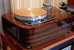 Garrard 301 a la Shindo Lp Player, Turntable Record Player, Record Players, Diy Turntable, Audiophile Turntable, Garrard Turntable, High End Turntables, Audio Room, Sound & Vision