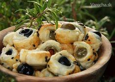 K vínu rychlé pohoštění. Shrimp, Garlic, Meat, Vegetables, Foods, New Years Eve, Food Food, Food Items, Vegetable Recipes