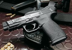 A tough, durable autopistol, the Smith & Wesson M&P .45ACP is now available in the classic big bore!