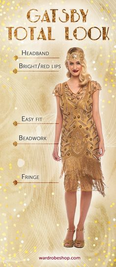 Great Gatsby Inspired Look Themed Party Vintage Style Outfit Roaring Twenties Retro Look Dresses Roaring 20s Outfits, Great Gatsby Outfits, Roaring 20s Fashion, Party Outfits For Women, Birthday Outfit For Women, 1920s Outfits, Great Gatsby Fashion, Roaring Twenties, Great Gatsby Party Dress