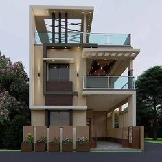 40 Brilliant Exterior House Design Ideas - Engineering Discoveries