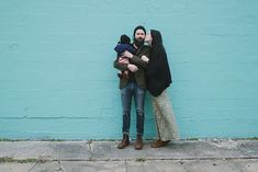 adorable family! via bleubird