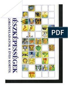 r Eszkepessegek Gyakorlofeladataok 8 Eves Kortol Kindergarten, Teaching, School, Album, Kindergartens, Education, Preschool, Preschools, Pre K