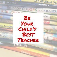 Today #ontheblog, Nicky talks about being your child best teacher. {link in bio}