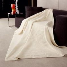 @Overstock - Add an extra touch of softness and warmth anywhere in your home with this Bocasa throw. A soft, wavy texture and a cozy cotton-dralon weave give this New Wave woven blanket a design and feel that is unparalleled.http://www.overstock.com/Bedding-Bath/Bocasa-New-Wave-Woven-Throw-Blanket/6312823/product.html?CID=214117 $79.95