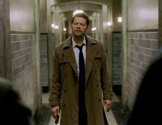 Misha Collins, Supernatural, Coat, People, Jackets, Fashion, Down Jackets, Moda, Sewing Coat