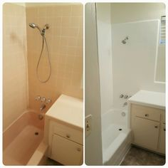 That rental needs a fresh new look to maximize profits? Bathtub reglazing is cost effective, fast and gets your property leased!