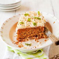 Silloin tällöin ihmiselle tekee hyvää nauttia terveelliset juureksensa kakussa.