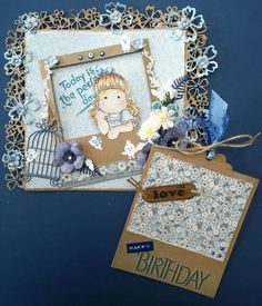 Magnolias, Polaroid, Happy Birthday, Frame, Cards, Decor, Magnolia Trees, Happy Brithday, Picture Frame
