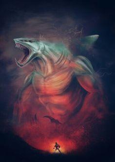 Raise of the megalodon
