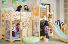 modern çocuk odaları modelleri