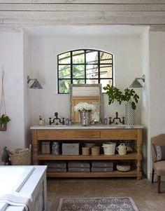 country master bath vanity