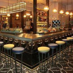 Diseño y fabricación de lámparas para el restaurante Vivo Tapas Restaurant en Barcelona. www.dajor.es #restaurantebarcelona #restaurant #restaurants #lamps #lamparas #lamparavintage #lamparacolgante #lamparavintage