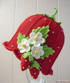 crochet flower patterns Crochet Stitches For Hats Flower Patterns 70 Best Ideas Crochet Summer Hats, Crochet Kids Hats, Crochet Cap, Baby Hats Knitting, Crochet Stitches, Knitted Hats, Crochet Flower Patterns, Crochet Flowers, Knitting Patterns