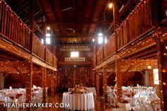 smith barn brooksby farm boston wedding venue  too many lites