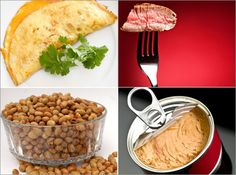 high-quality sources of protein to try adding to your diet along with how much protein the item contains