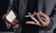 Virtuoso de la baraja: Los trucos más sorprendentes mezclando cartas #viral