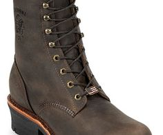 Shop Popular Prices of Chippewa Mens 8 Inch Chocolate Apache Logger Style: 20090. Top Brand Top Feature and Top design  Chippewa 20090 Logger/Lineman Boots. compare features and products reviews online !