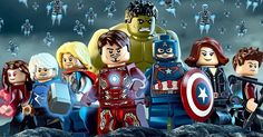 """Ultron Spoils the Party in New """"LEGO Marvel Super Heroes: Avengers Reassembled!"""" Clip - A new clip homaging """"Avengers: Age of Ultron"""" has debuted from Disney XD's upcoming LEGO/Marvel animated special."""