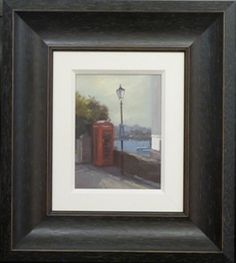 Lower Perry Kingswood by Michael ASHCROFT Original Painting