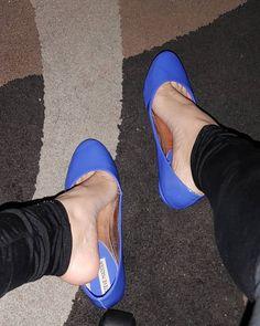Ballerina Flats, Ballet Flats, Flats Outfit, Lady Diana Spencer, Gorgeous Feet, Female Feet, Girls Wear, Sexy Feet, Heels