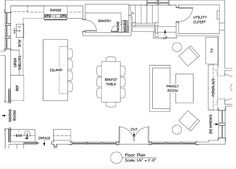 1000 ideas about kitchen floor plans on pinterest for Stonegate farmhouse plans