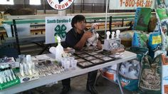 Serving at the fair is part of what we do!