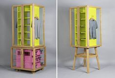 ROPERO wardrobe system | Furniture Design