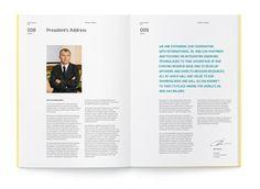 """""""Rosneft"""", Annual Report 2011 by Viktor Miller-Gausa, via Behance"""