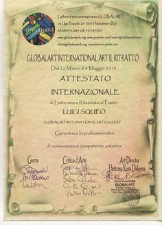 ATTIMI ETERNI  -  di  Luigi Squeo: What I am