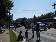carroll co tobacco festival parade sept 2011