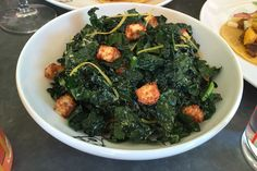 Kale Caesar Salad from Mary Sue Milliken and Susan Feniger   bordergrill.com | News & Recipes