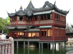Tea House - Shanghai - China
