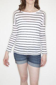 www.socko.ca Callie Nautical Shirt