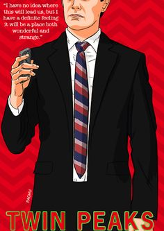 Twin Peaks Collection - 15 Dale Cooper