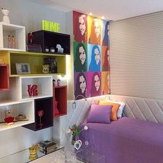 Low Budget Home Decoration Ideas Ikea Kids Bedroom, Girls Bedroom, Bedroom Decor, Bedroom Layouts, Small Rooms, My Room, Home Interior Design, Home And Living, Bunt