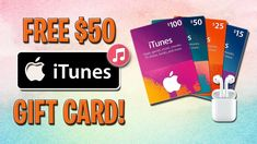 6 verified ways to get free iTunes gift card codes . - 6 Verified Ways To Get Free iTunes Gift Card Codes – iTunes Gift Cards Free iTunes Gift Cards iTu - Sell Gift Cards, Itunes Gift Cards, Free Gift Cards, Voucher, Own Website, Code Free, Gift Card Giveaway, Coupon Codes, Coding