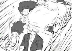 Everyone's like we're is InuYasha and were like Sesshomaru do you know? Inuyasha Funny, Inuyasha Fan Art, Inuyasha Love, Comic Anime, Manga Anime, Anime Art, Tenten Naruto, Otaku, Inuyasha And Sesshomaru