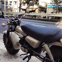 @animalboat's photo: Suzuki VanVan90 Finish