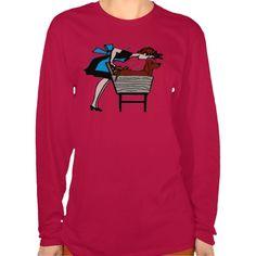 Dachshund Dog Wash Tee Shirt