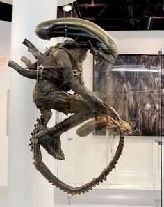 Original alien stunt suit