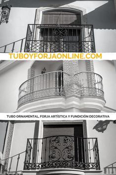 Te ponemos fácil personalizar tu #balcón, #reja o #portón. Miles de opciones disponibles, compara y compra las piezas que más te gusten. ¡Visita nuestra nueva tienda online!  https://tuboyforjaonline.com/  #tubo #forja #hierro #fundición